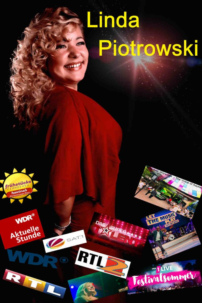 Show Act Sängerin Linda aus NRW